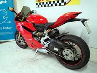 USED 2014 64 DUCATI 1199 S PANIGALE ABS