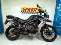 USED 2019 19 TRIUMPH TIGER 800 XCA