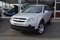 USED 2011 60 CHEVROLET CAPTIVA 2.0 VCDi LT 5dr [7 Seats] [2010.5] FINANCE TODAY WITH NO DEPOSIT