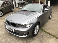 USED 2012 12 BMW 1 SERIES 2.0 118D SE 2d AUTO 141 BHP