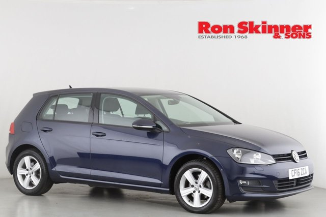 View our 2016 16 VOLKSWAGEN GOLF 1.4 MATCH EDITION TSI DSG BMT 5d AUTO 121 BHP