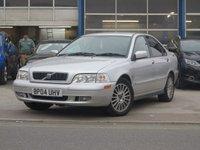 2004 VOLVO S40