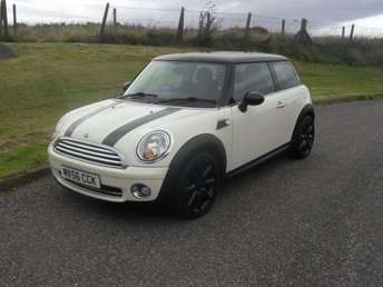 2007 MINI HATCH COOPER 1.6 COOPER 3d 118 BHP £2750.00