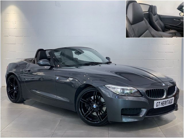 2013 13 BMW Z4 Z4 SDRIVE28I M SPORT [HUGE SPEC][242 BHP]