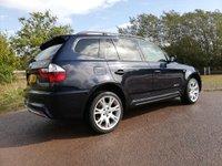 USED 2009 09 BMW X3 2.0 XDRIVE20D LIMITED SPORT EDITION 5d AUTO 175 BHP DIESEL AUTO