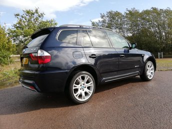 2009 BMW X3 2.0 XDRIVE20D LIMITED SPORT EDITION 5d AUTO 175 BHP £7995.00