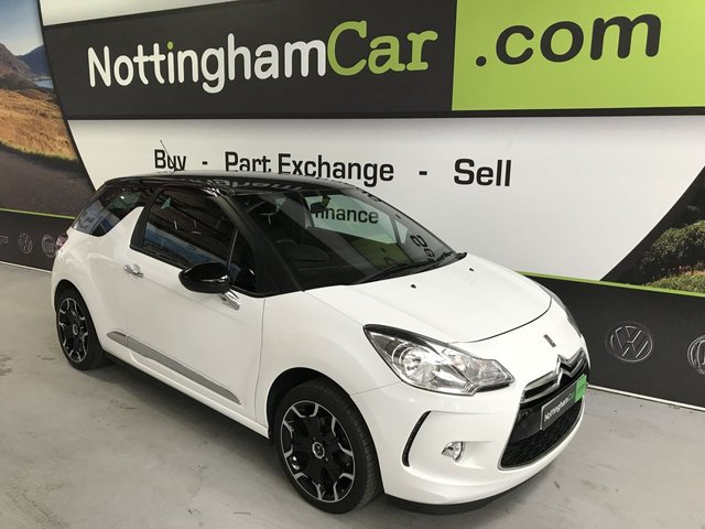USED 2016 16 DS DS 3 1.2 PURETECH DSTYLE 3d 80 BHP