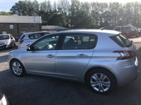 USED 2014 63 PEUGEOT 308 1.6 HDi Active 5dr