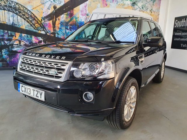 USED 2013 13 LAND ROVER FREELANDER 2.2 SD4 GS 5d 190 BHP