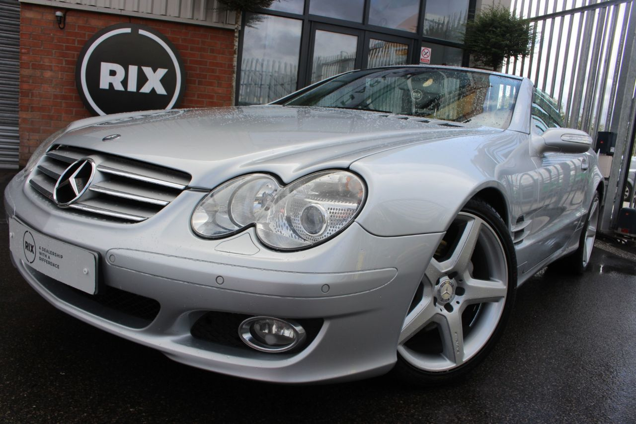 Used MERCEDES-BENZ SL for sale