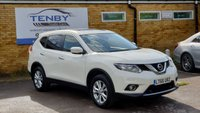 USED 2016 66 NISSAN X-TRAIL 1.6 DCI ACENTA 5d 130 BHP