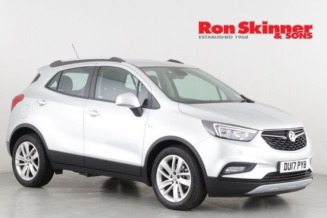 View our 2017 17 VAUXHALL MOKKA X 1.4 DESIGN NAV S/S 5d 138 BHP