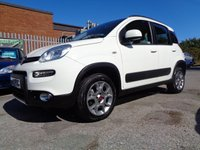 USED 2013 13 FIAT PANDA 1.3 MULTIJET 4X4 5d 75 BHP 1 FORMER KEEPER LOVELY 4X4