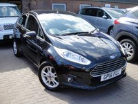 USED 2015 15 FORD FIESTA 1.2 ZETEC 5d 81 BHP ANY PART EXCHANGE WELCOME, COUNTRY WIDE DELIVERY ARRANGED, HUGE SPEC