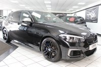 2018 BMW 1 SERIES 3.0 M140I SHADOW EDITION AUTO 340 BHP £24925.00