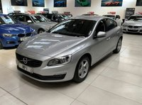 2015 VOLVO S60 2.0 D4 BUSINESS EDITION 4d 188 BHP £10295.00