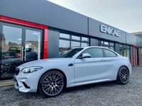 USED 2019 BMW M2 3.0 M2 COMPETITION 2d AUTO 405 BHP