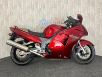 1998 HONDA CBR1100XX SUPER BLACKBIRD  CBR 1100 XX SUPER BLACKBIRD GOOD MILEAGE FOR THE AGE 1998 R £3790.00
