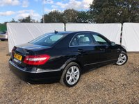 USED 2012 12 MERCEDES-BENZ E CLASS 2.1 E250 CDI BLUEEFFICIENCY AVANTGARDE 4d AUTO 204 BHP