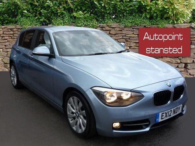 2012 12 BMW 1 SERIES 118I SPORT