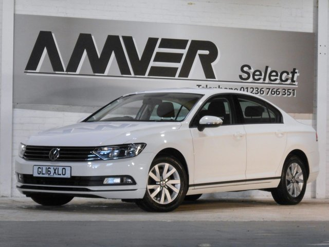 2016 16 VOLKSWAGEN PASSAT 1.6 S TDI BLUEMOTION TECHNOLOGY 4d 119 BHP