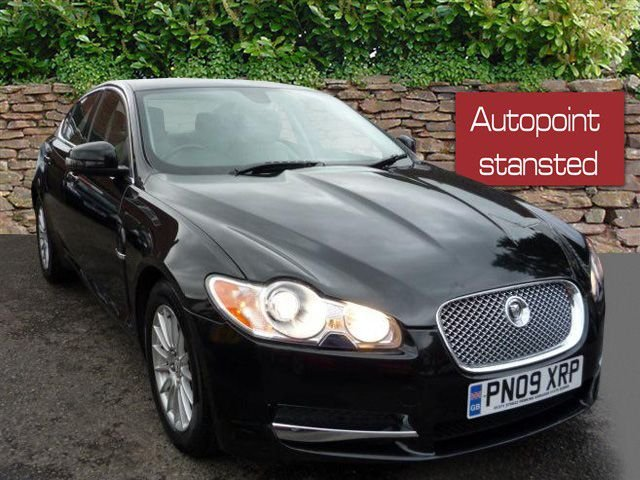 2009 09 JAGUAR XF 2.7 DIESEL LUXURY AUTOMATIC,S