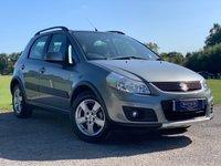 2013 SUZUKI SX4 1.6 SZ4 5d AUTO 118 BHP £5999.00