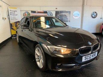 2012 BMW 3 SERIES 2.0 318D SPORT 4d 141 BHP £6990.00