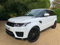 USED 2018 68 LAND ROVER RANGE ROVER SPORT 3.0 SDV6 HSE 5d AUTO 306 BHP
