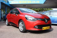 USED 2013 13 RENAULT CLIO 0.9 DYNAMIQUE MEDIANAV ENERGY TCE S/S 5dr 90 BHP NEED FINANCE??? APPLY WITH US!!!