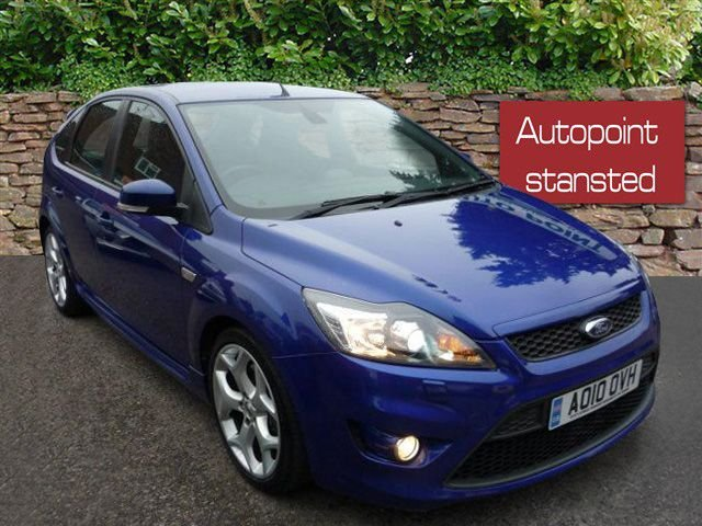 2010 10 FORD FOCUS 2.5 ST-2 5DR