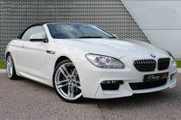 "USED 2013 Y BMW 6 SERIES 3.0 640D M SPORT 2d AUTO 309 BHP *20"" ALLOYS/SOFT CLOSE DOORS*"