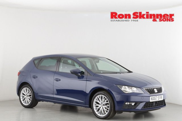 View our 2017 67 SEAT LEON 1.2 TSI SE DYNAMIC TECHNOLOGY 5d 109 BHP