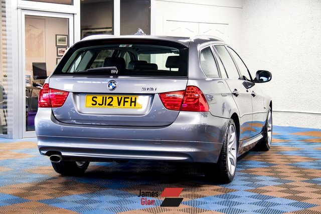 USED 2012 12 BMW 3 SERIES 2.0 318I EXCLUSIVE EDITION TOURING 5d 141 BHP >>WATCH THE VIDEO<< One Owner | 4-Service Stamps