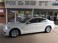 2015 BMW 5 SERIES 2.0 520D SE 4d AUTO 188 BHP £12975.00