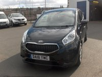 USED 2018 18 KIA VENGA 1.4 1 ISG 5d 89 BHP BALANCE OF MANUFACTURERS SEVEN YEAR WARRANTY