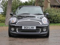 USED 2011 11 MINI HATCH ONE 1.6 ONE 3d 98 BHP Chili Pack