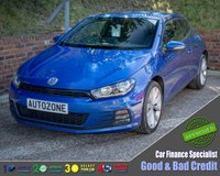 2015 VOLKSWAGEN SCIROCCO 2.0 GT TDI BLUEMOTION TECHNOLOGY 2d 150 BHP £13995.00