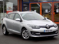 USED 2016 16 RENAULT MEGANE 1.5 dCi Expression+ 5dr Sport Tourer **Cruise + Bluetooth + Air Con**