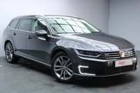 """USED 2017 67 VOLKSWAGEN PASSAT 1.4 GTE DSG 5d AUTO 156 BHP 18""""ALLOYS+NAV+FULL SERVICE HISTORY+1/2 LEATHER+CRUISE CONTROL+PRIV GLASS+CLIMATE CONTROL"""