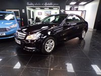 2012 MERCEDES-BENZ C CLASS 2.1 C200 CDI BLUEEFFICIENCY EXECUTIVE SE 4d AUTO 135 BHP £8999.00