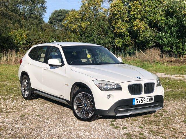 USED 2009 BMW X1 2.0 SDRIVE20D SE 5d 174 BHP