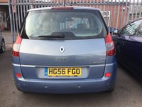 USED 2006 56 RENAULT SCENIC 1.6 PRIVILEGE VVT 5d 111 BHP