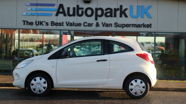 USED 2012 12 FORD KA 1.2 STUDIO 3d 69 BHP LOW DEPOSIT OR NO DEPOSIT FINANCE AVAILABLE