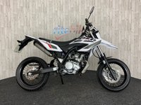 2014 YAMAHA WR125 WR 125 X LOW MILEAGE EXAMPLE 12 MONTH MOT  2014 14 PLATE  £2990.00