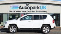 USED 2011 61 JEEP COMPASS 2.1 CRD SPORT PLUS 5d 134 BHP LOW DEPOSIT OR NO DEPOSIT FINANCE AVAILABLE