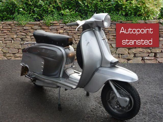 2001 LAMBRETTA ALL MODELS 149cc ALL VARIANTS