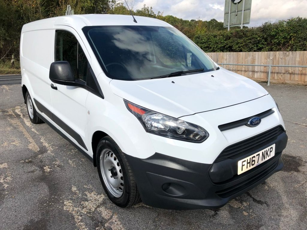 USED 2018 67 FORD TRANSIT CONNECT 1.5TDCI T210 L2 (EURO 6)(100 BHP)