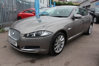 USED 2012 12 JAGUAR XF 2.2 D PREMIUM LUXURY 4d AUTO 190 BHP