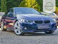 USED 2014 64 BMW 4 SERIES 2.0 420D SPORT GRAN COUPE 4d AUTO 181 BHP